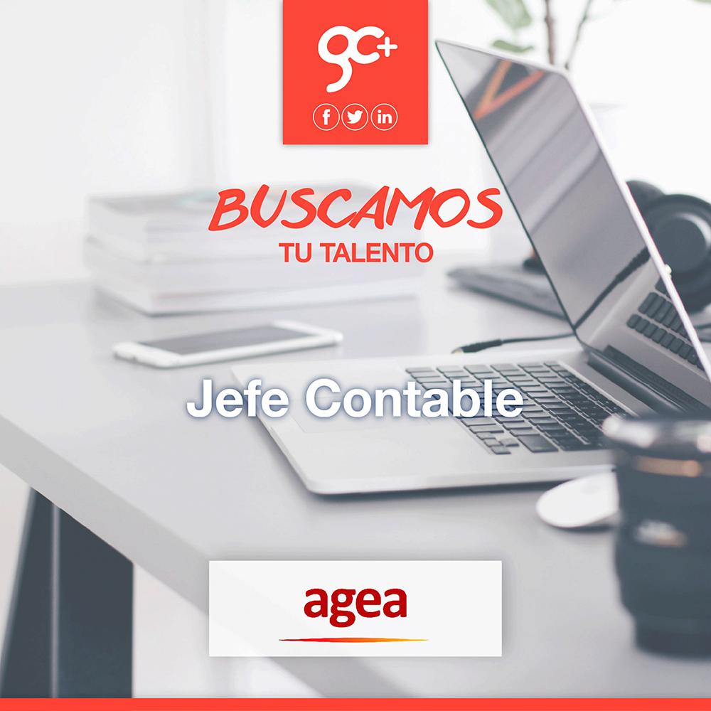 Nuevas oportunidades de empleo: Jefe Contable en GC Gestión Compartida